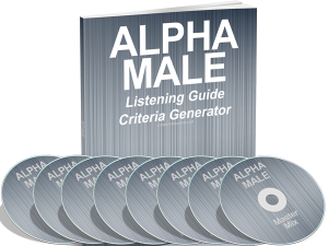 Alpha Male - George Hutton - Prosperity Life Hacks