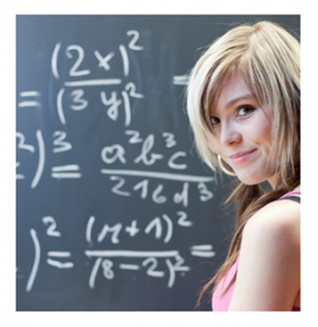 Meeting Girls Is Like Solving Math Problems