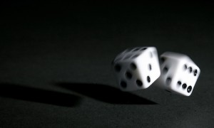 Don't Gamble With Attraction