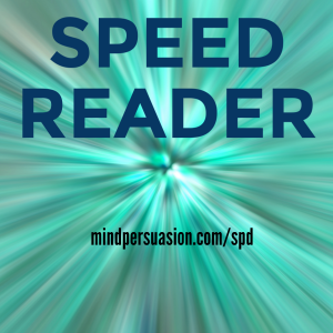 Speed Reader – Blaze Through Any Written Material And Remember Everything