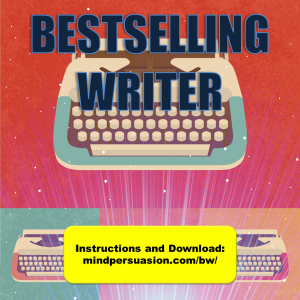 Bestselling Writer – Express Your Creative Genius and Become Rich and Famous