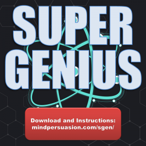 Super Genius – Boost IQ – Develop Photographic Memory – Skyrocket Creativity
