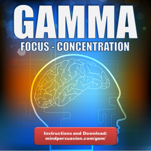 Gamma – 40Hz Binaural Beats For Intense Focus, Concentration And Cognitive Improvement