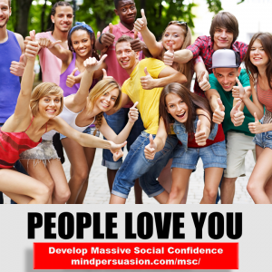 People Love You – See Happiness Everywhere