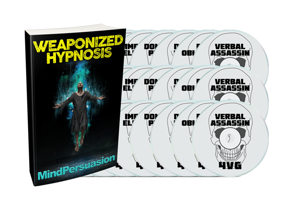 Weaponized Hypnosis