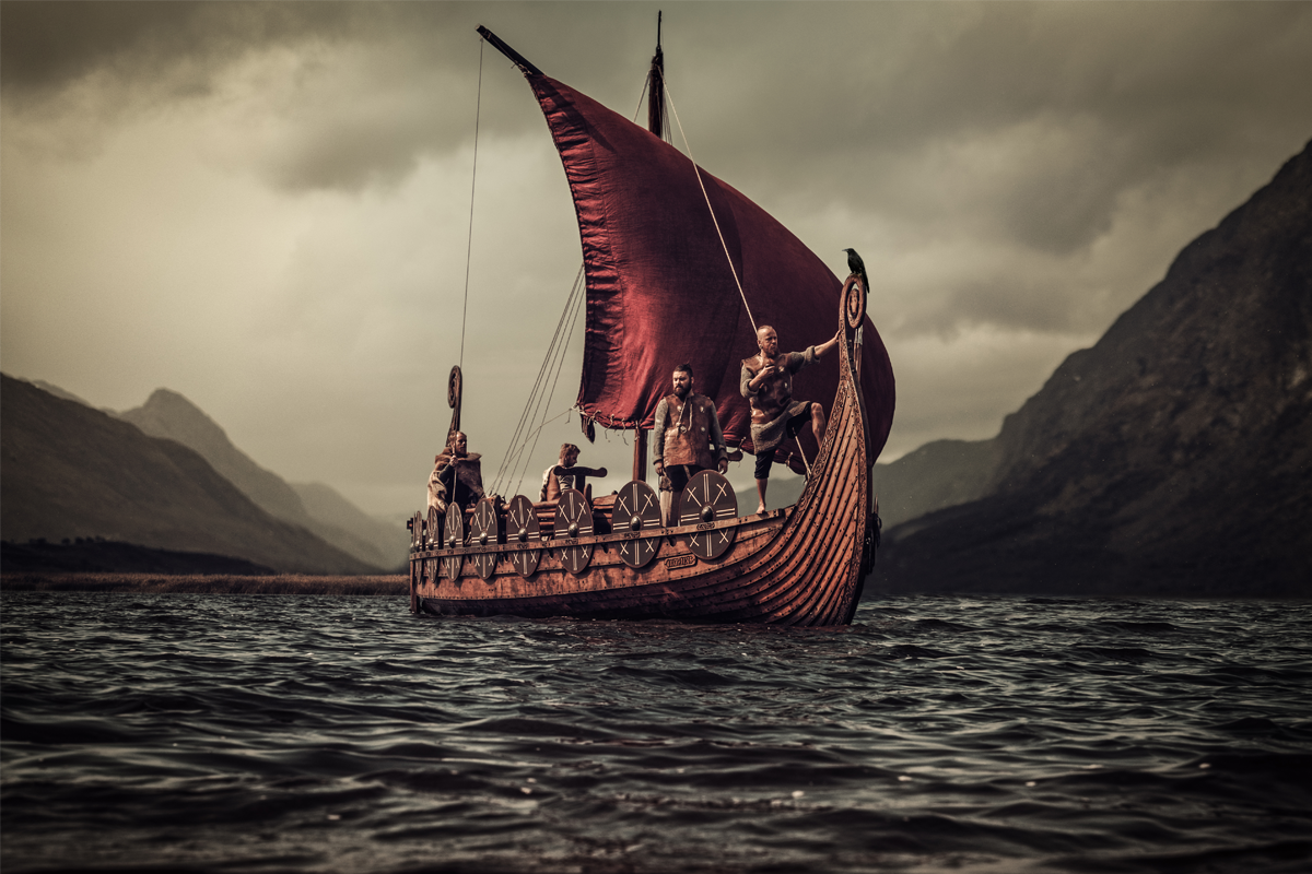 Vikings Were Winners